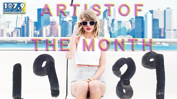 Artist of The Month Juli