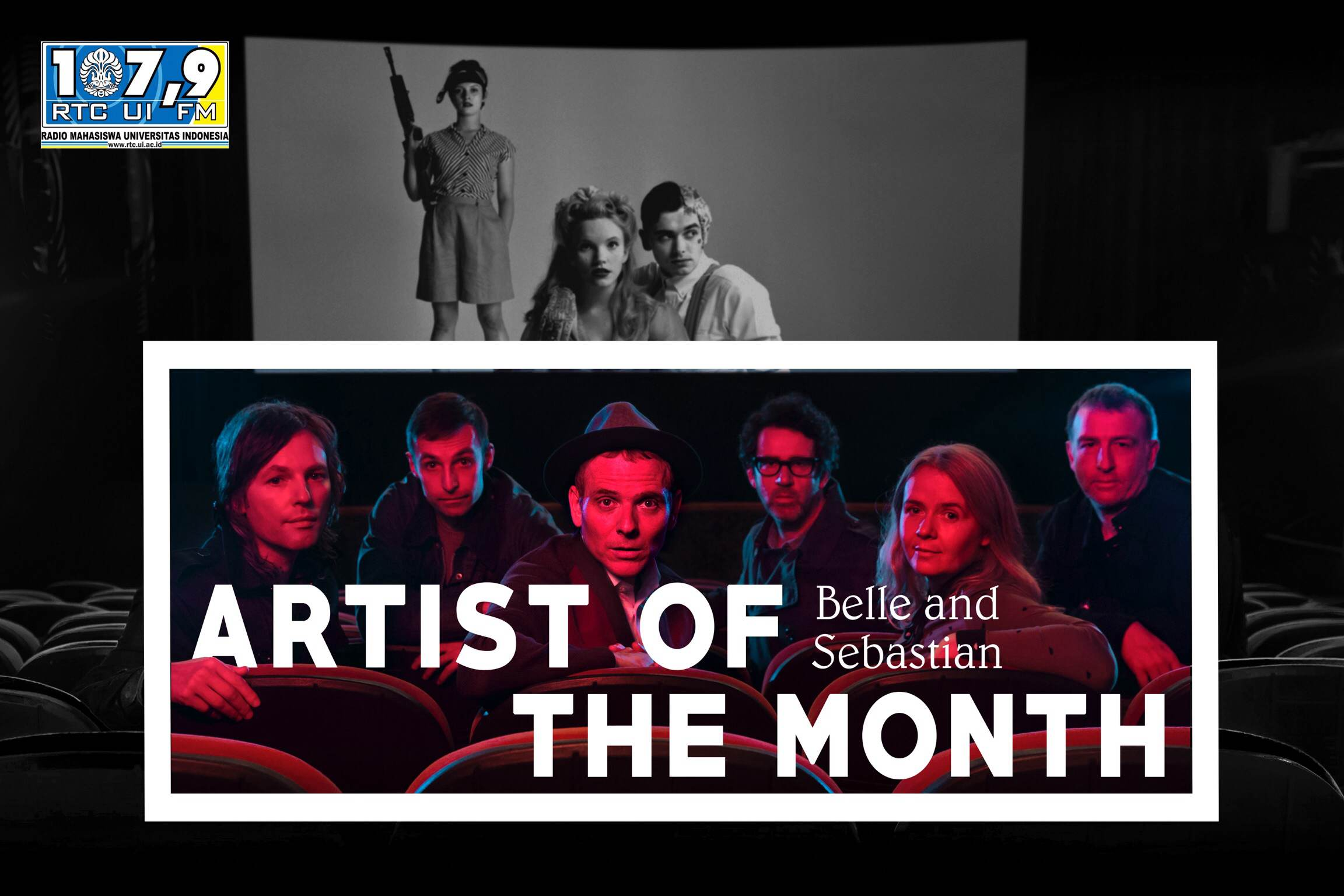 Artist Of The Month April