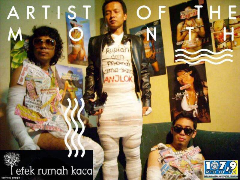 Artist Of The Month Agustus
