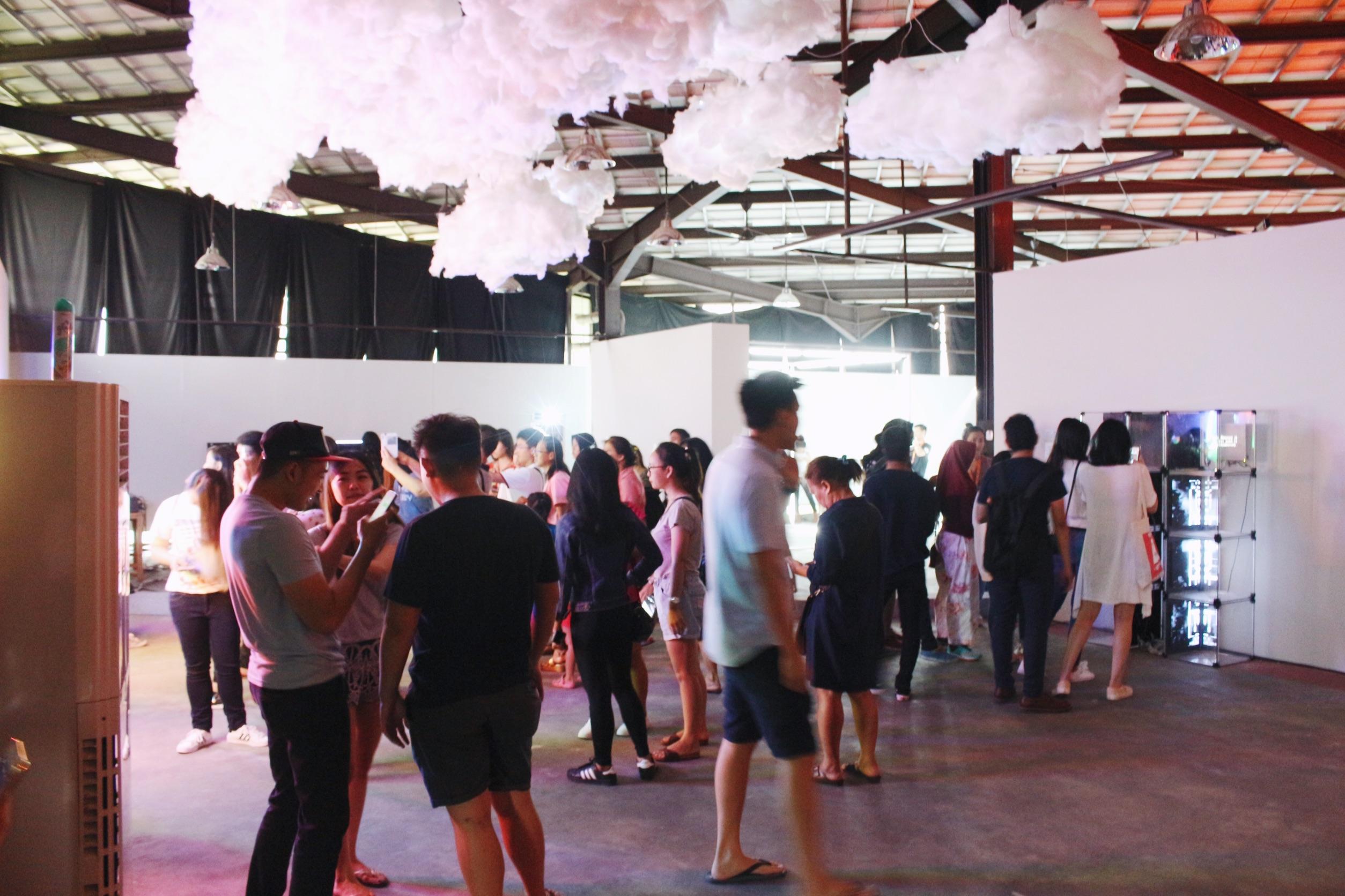 TEMUKAN WARNA ASLIMU BERSAMA ART WEEK 2017: MANAKARTALA