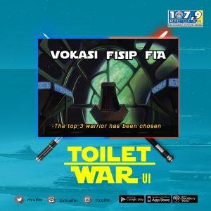 Toilet War