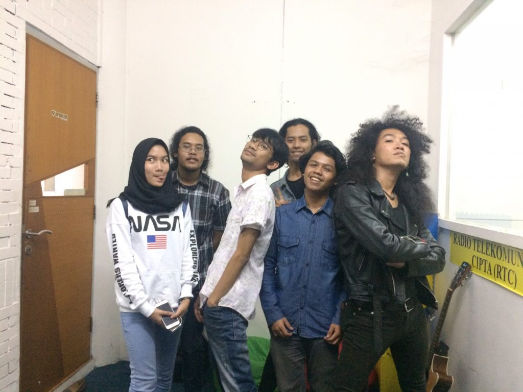 RISE : Band Beraliran Rock Era 80-an Asal Indonesia